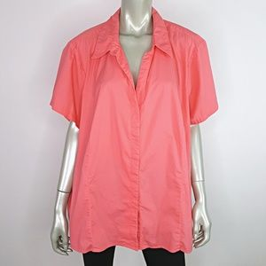 Riders Womens Top Plus Size 4X